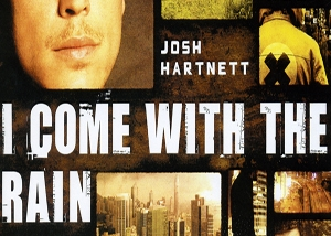 I come with the rain poster web