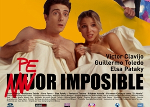 Peor imposible poster web