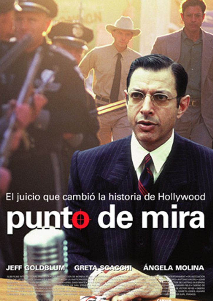 ONE OF THE HOLLYWOOD TEN – Morena Films