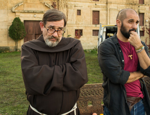 The shooting of HOLY GOALIE, the first feature of Curro Velázquez as director, starts