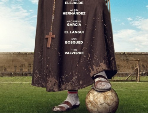 Morena Films presents the first trailer and the teaser póster of HOLY GOALIE